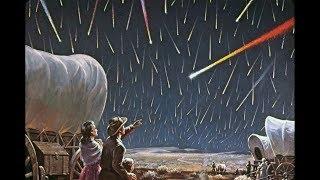 The Unthinkable Meteor Rain 1833