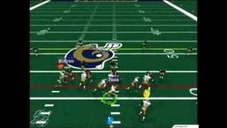 NFL Fever 2002 Xbox Gameplay