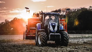 Semis d'automne 2018  100% New Holland / KUHN