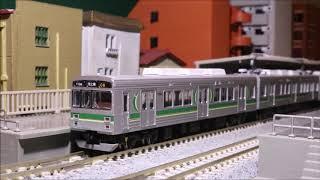 【実車音付き】グリーンマックス  東急1000系 1500番台 (強化型スカート)