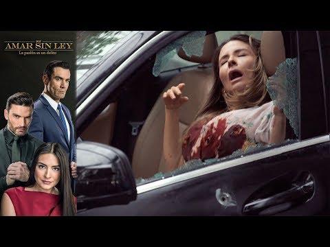 ¡Asesinan a Isabel Palacios! | Por amar sin ley - Televisa