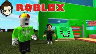 ROBLOX INDONESIA | BECOME A FAMOUS YOUTUBER ROBLOX