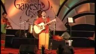 Very popular Madeshwara song by Raghu Dixit at Bengaluru Ganesh Utsava