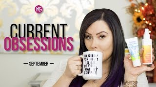 Current Obsessions September | Makeup Geek