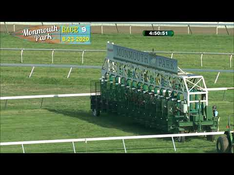 video thumbnail for MONMOUTH PARK 08-23-20 RACE 9 – GET SERIOUS STAKES