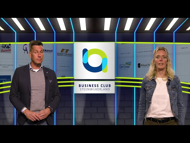 Business Club Steenwijkerland Journaal april - 2021