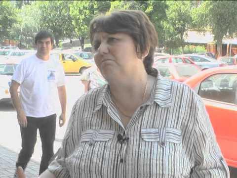Osumagolnik - Blagica Sabovljevik i Aleksandar Simeonov - Platen parking - 01 07 2014