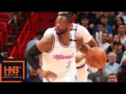 Miami Heat vs Philadelphia Sixers Full Game Highlights / Feb 27 / 2017-18 NBA Season