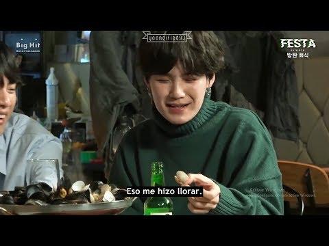 [Sub español] BTS Bangtan Dinner Party #2018BTSFESTA