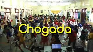 Chogada | Kamariya | Garba | Dance | Choreography | ABCD | Mount Carmel School |