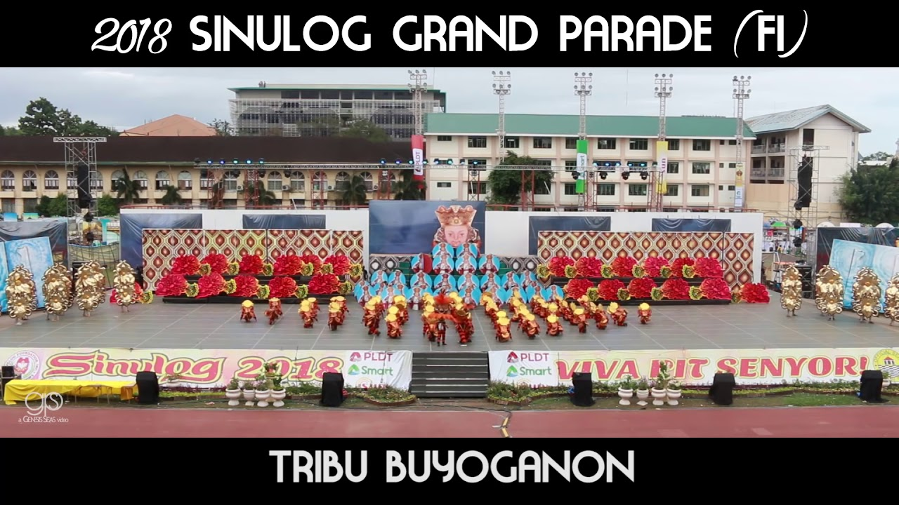 Download 2nd Place (Tribu Buyoganon) - 2018 Sinulog Grand Parade (FI)