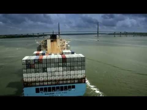 South Carolina Ports: Keeping Freight Moving
