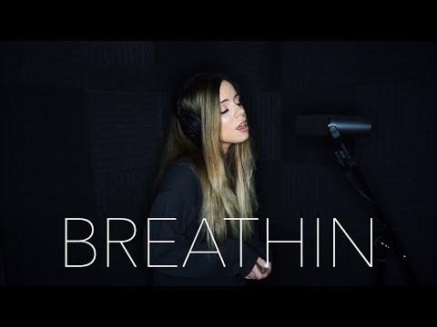 Breathin – Ariana Grande (Cover by DREW RYN)