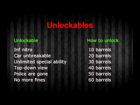 Midnight Club Los Angeles Cheat Codes (Unlockables And Trophies)