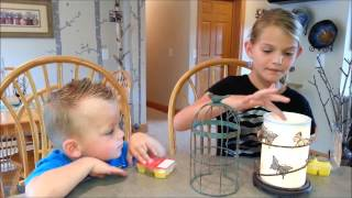 Spice Dawn's Helpers Show How The Scentsy Wax Is Not Hot. Please Subscribe.