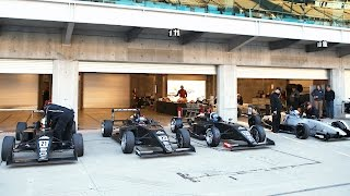 Mazda Road to Indy TV - 2016 Chris Griffis Memorial Test
