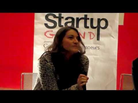 Gabriella Parmesan Startup Grind Veneto
