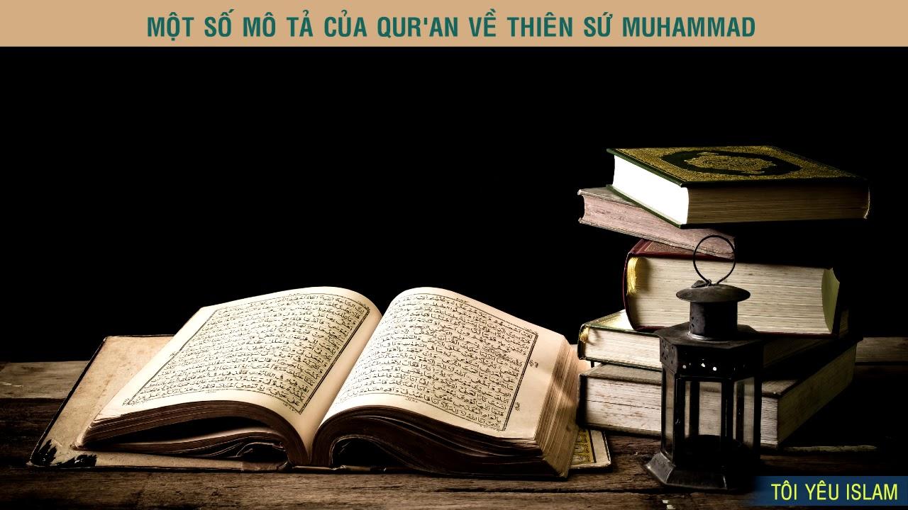 Một Số Mô Tả của Qur'an Về Thiên Sứ Muhammad