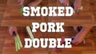 Kochen mit Jochen - Smoked Pork Double - Schweinefilet aus dem Smoker - Rezepttipp