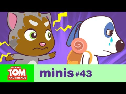 Talking Tom and Friends Minis - Hank Must Go (Episode 43)