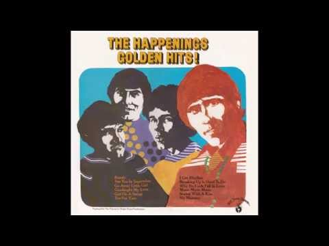 """Happenings – """"Sealed With A Kiss"""" (stereo) (UK BT Puppy) 1968"""