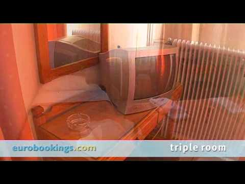 Athens, Greece: Hotel Neos Olympos