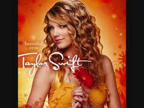 Taylor Swift - Beautiful Eyes:歌詞+中文翻譯
