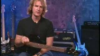 David Ellefson- Role of the Bass Player in a Metal Band