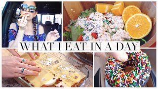 What I Eat In A Day! MAJOR Pregnancy Cravings at 23 Weeks!