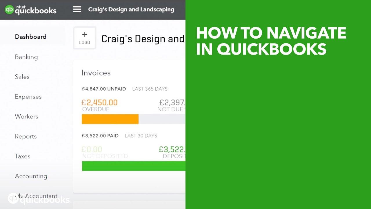 Tutorials | Accountancy Software | QuickBooks UK