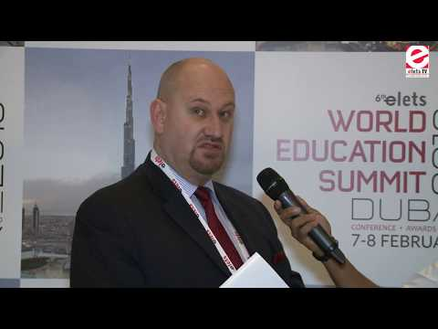 WES 2016 Dubai - Antony David Miller, Faculty of Humanities & Business, Skyline University College