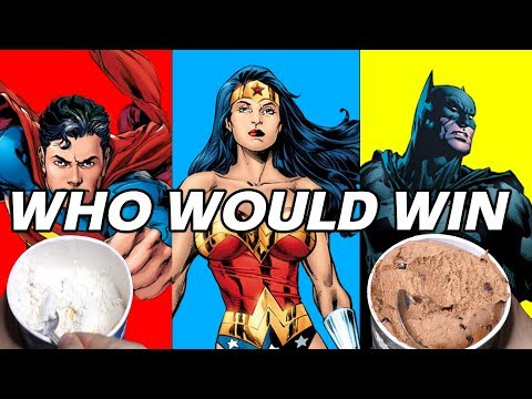 Who would win: Superman, Batman, Wonder Woman? (YIAY #408)