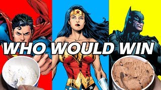 Download Who would win: Superman, Batman, Wonder Woman? (YIAY #408) Mp3 and Videos