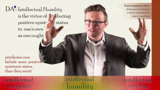 I. What is intellectual humility? Part 3: A doxastic account (Dr Ian Church)