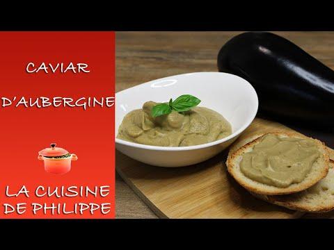 caviar-d'aubergine