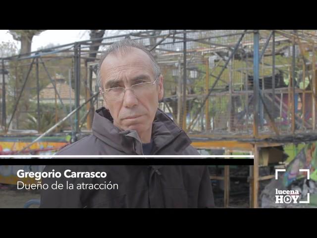 Vídeo: Se confirma el fallo eléctrico como causa del incendio. Los daños superan los 20.000€
