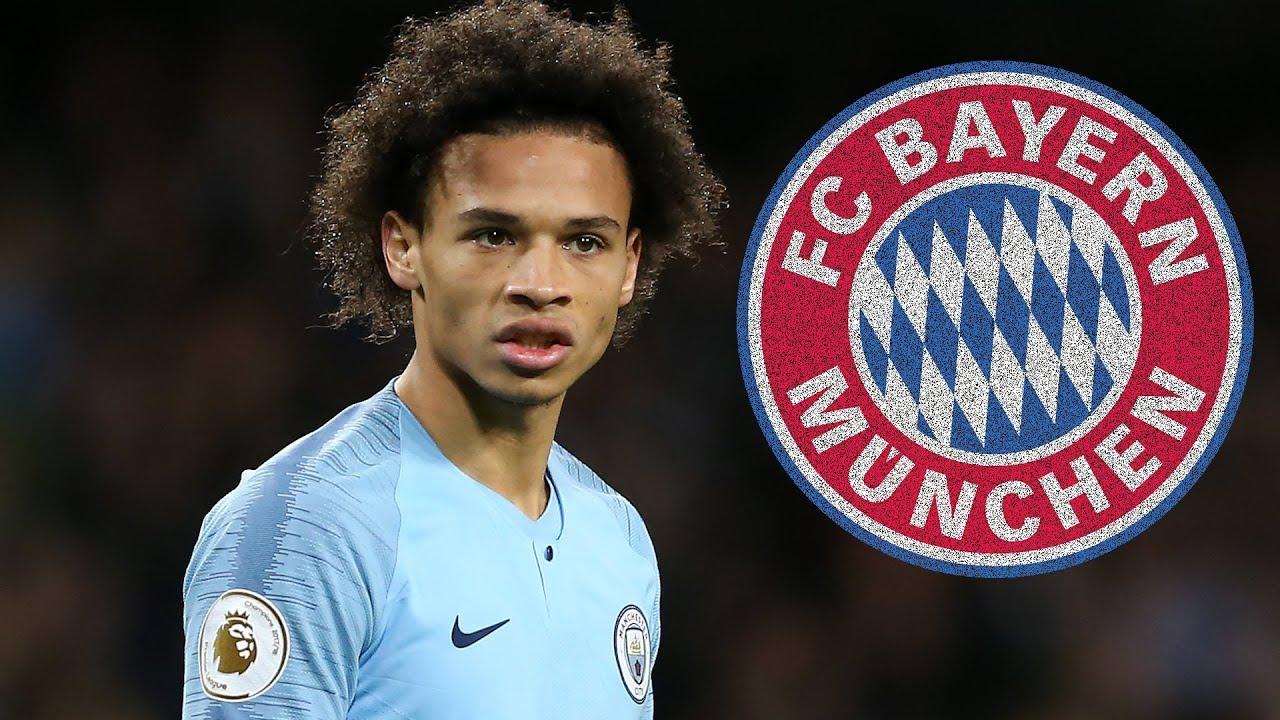 Wechselt Sane Zu Bayern