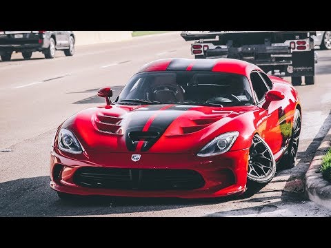 The CRAZIEST Car Show EVER?!?! Houston Coffee and Cars December 2017