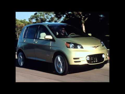 2000 Chrysler Java Concept Youtube