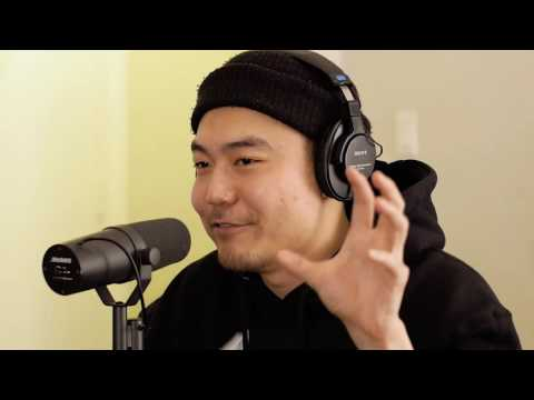 dumbfoundead talks about his adventures growing up in koreatown, freestyling & battling  | ep 19