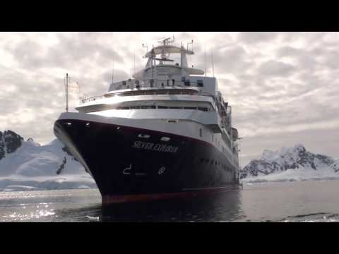 ANTARCTICA - Silversea Expeditions - January 2017