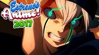 Estrenos Anime Otoño 2017 | Cartelera de Estrenos Anime Otoño