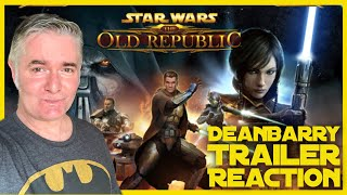 Star Wars - The Old Republic (Movie) All Cinematic Trailers REACTION