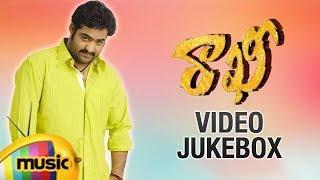 Jr NTR Video Songs | Rakhi Telugu Movie | Full HD Video Songs Jukebox | Ileana | Charmi | DSP
