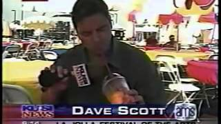 Dave Scott, Scott Tuchman and the Texas Twister