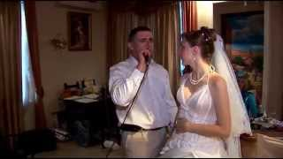 Подарок на свадьбу молодоженам, песни на заказ.