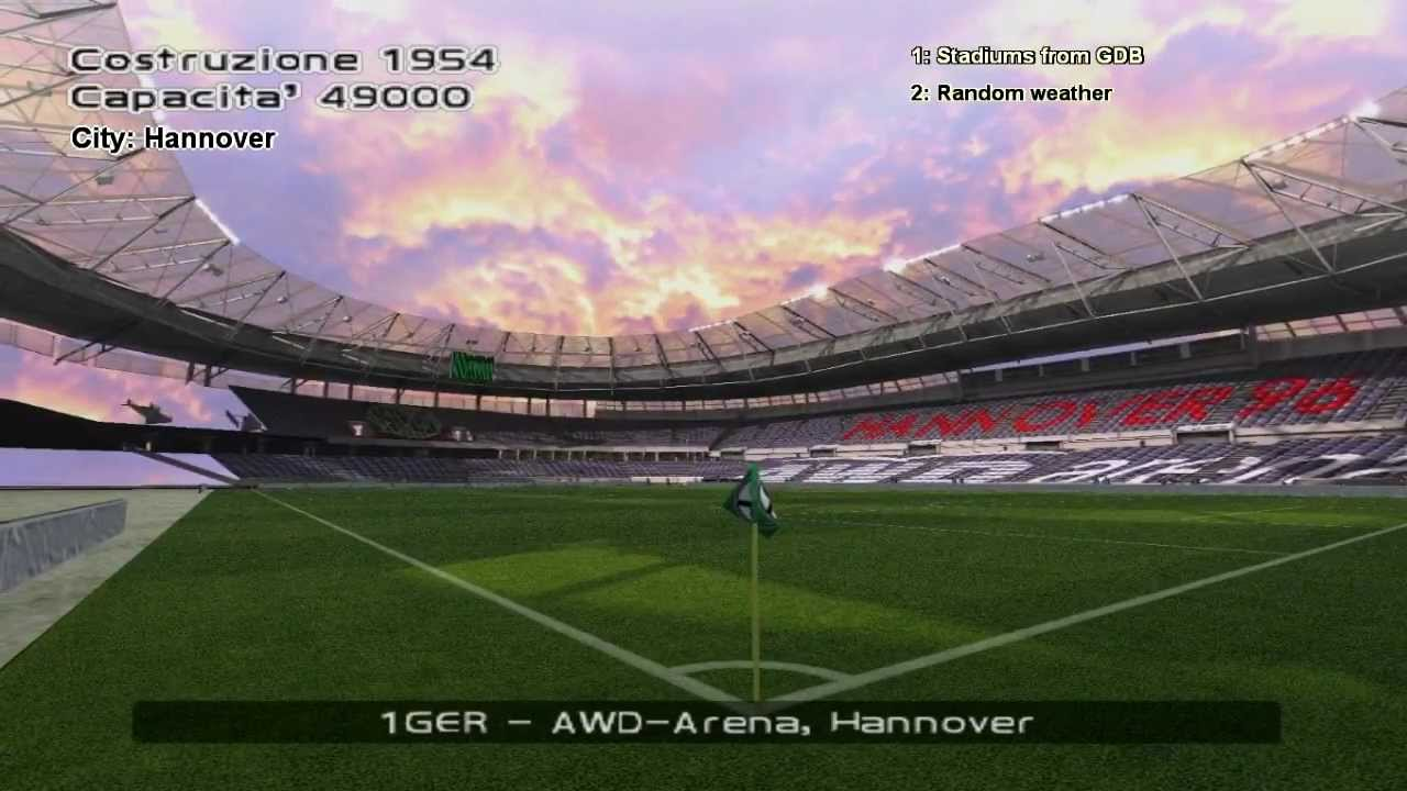 Bundesliga Hd Stadiums In Pes6 Hd 720p With Download