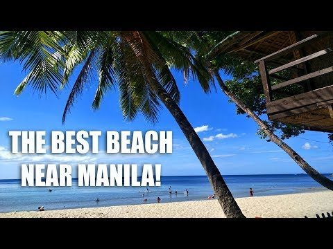 NASUGBU, BATANGAS: THE BEST BEACH NEAR MANILA