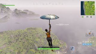 How To Get The Normal Umbrella In Fortnite Battle Royale