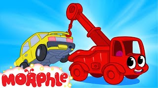 My Magic Tow Truck  --  My Magic Pet Morphle Episode #21
